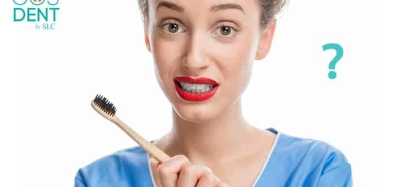 จัดฟันอยู่ควรแปรงฟันอย่างไร