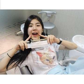 teeth whitening review คุณนุ่น 1